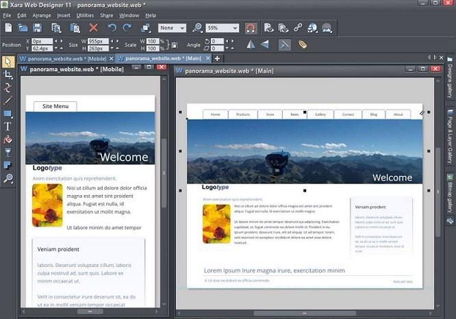Xara Web Designer Premium 15 Free Download 10kpcsoft