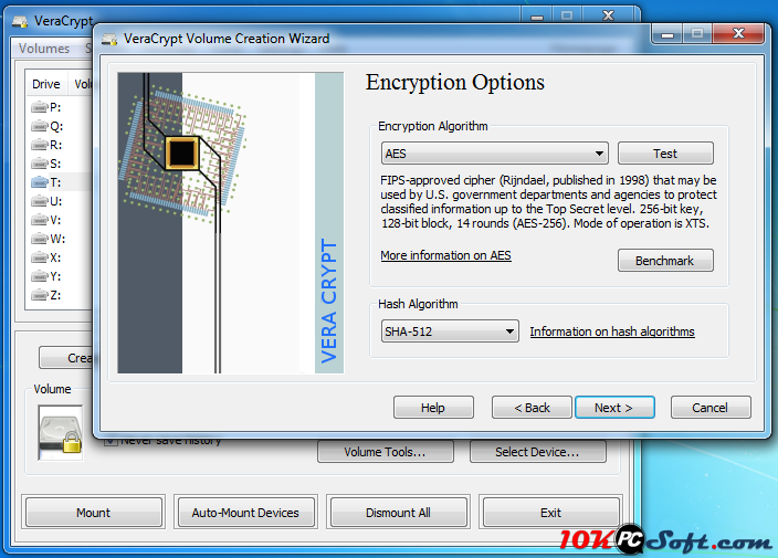 Download-VeraCrypt-Creating-Volume