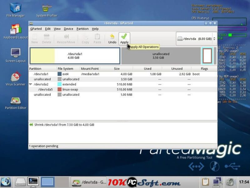 Parted-Magic-bootable-iso-download