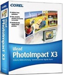 Corel Ulead PhotoImpact X3 Free Download