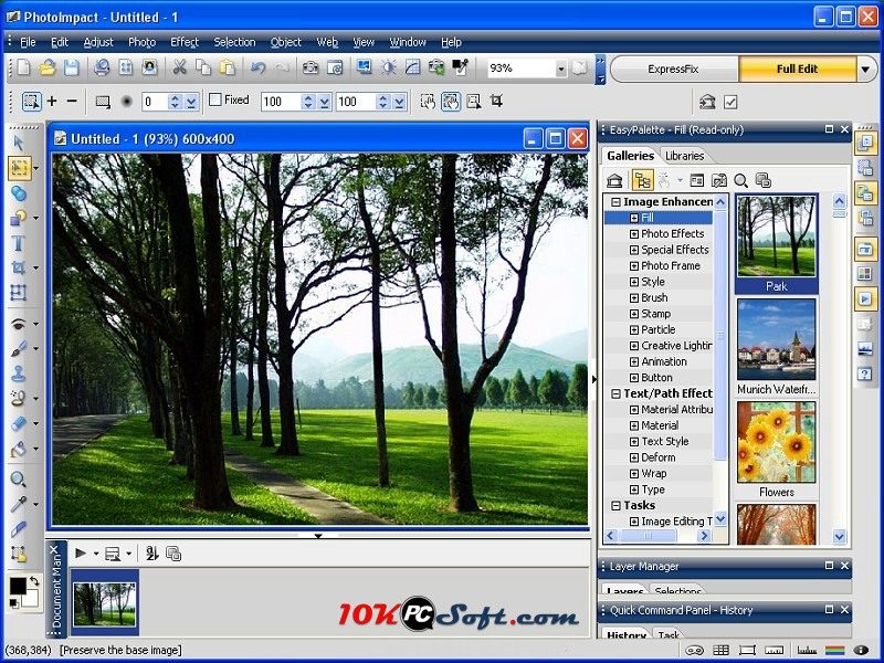 Photoimpact Windows 7 Free Download