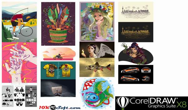 CorelDRAW Graphics Suite X8 Review