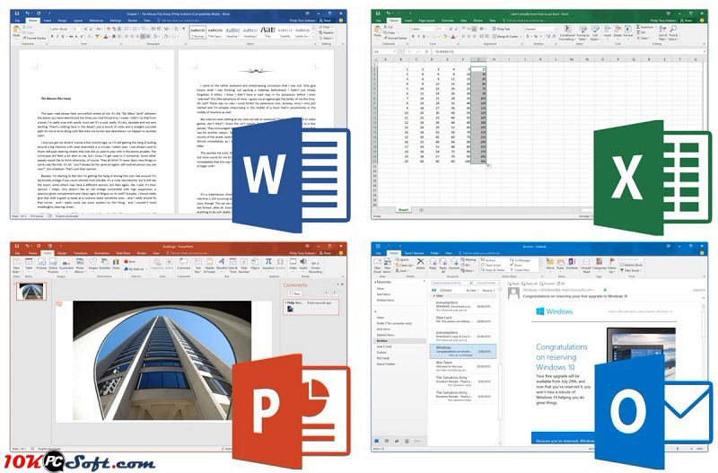 Microsoft Office 2019 Preview Offline Installer Direct Download Link