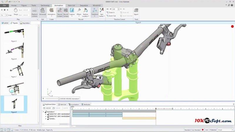 PTC Creo Illustrate 5 free download for Windows