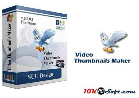 Video Thumbnails Maker Platinum for Windows Download