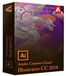Adobe Illustrator CC 2018 logo