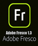 Adobe Fresco 1.3 Logo