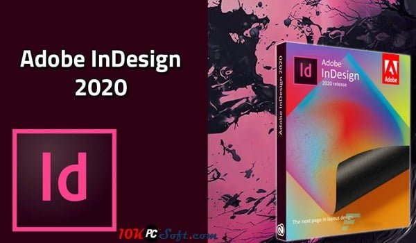Adobe InDesign CC 2020 Build 15 Direct download full offline installer