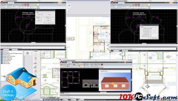 CADlogic Draft IT 4 Free Download Review