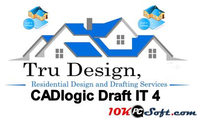 CADlogic Draft IT 4 Free Download Overview