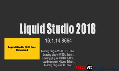 Liquid Studio 2018 Free Download Overview