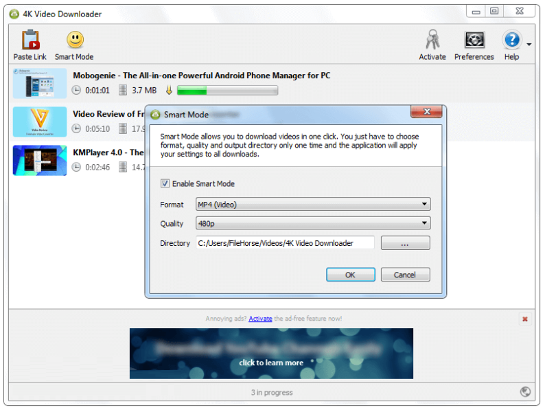 4K Video Downloader Latest Version Free Download