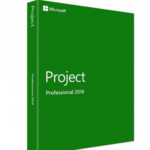 Microsoft Project 2016 Cover