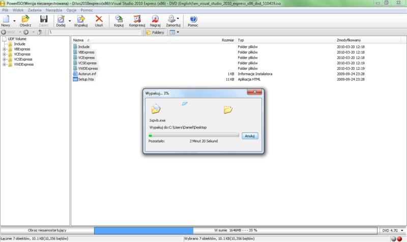 PowerISO 7.3 latest version free download