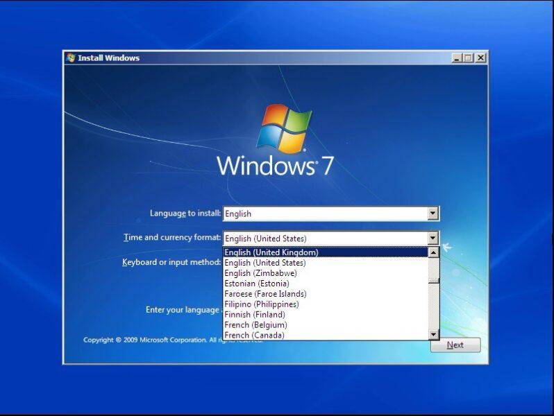 Windows 7 AIO January 2019 Free Download